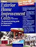 Means Exterior Home Improvement Cost Guide, 9th Edition - Soft-cover - 0876297424