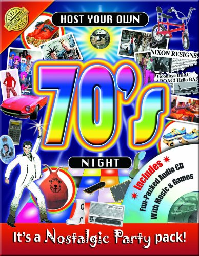 Host Your Own 70S Night (Versione Inglese)