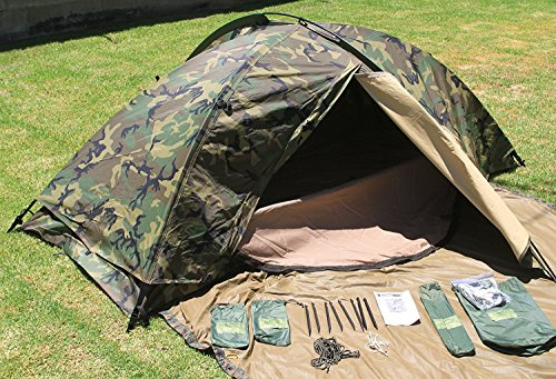 Eureka Tent, Combat One Person (TCOP) (Eureka 2 Person Backpacking Tent compare prices)