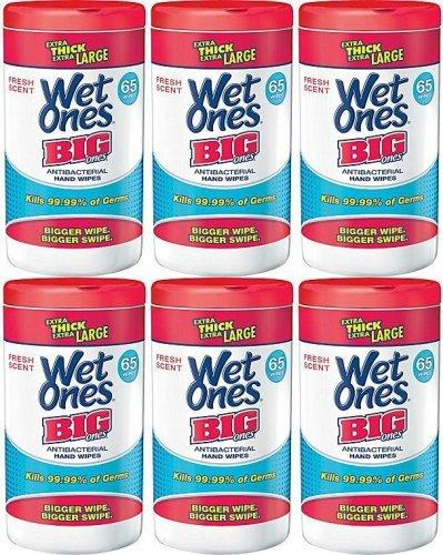 wet-ones-big-ones-fresh-scent-antibacterial-canister-390ct-6-x-65ct-by-wet-ones