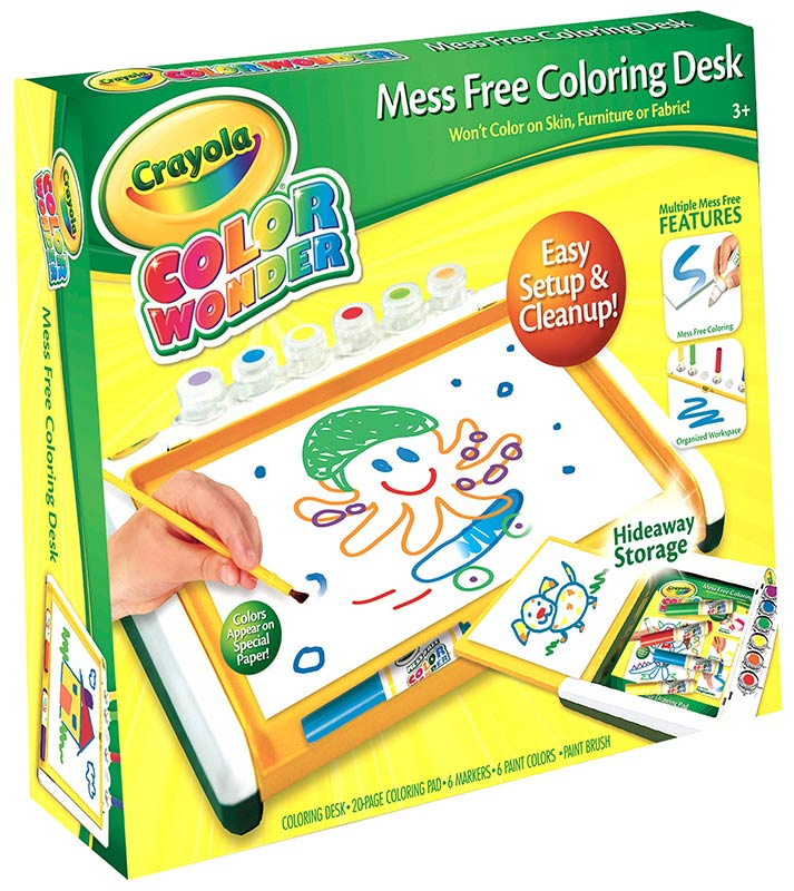 Crayola Mess Free Color Wonder