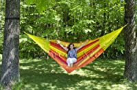 Breezy Point® Mayan Mexican Matrimonial Hammock by Staying Sharp LLC