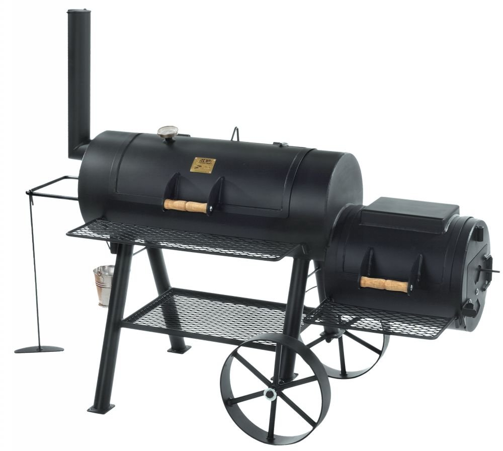 Holzkohlegrill Barbecue Smoker 16″ Longhorn online kaufen