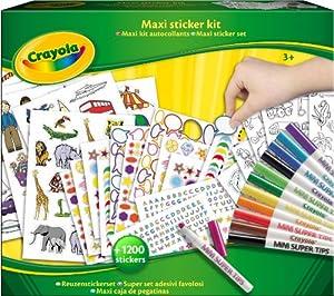 Crayola juegos online for Aerografo crayola amazon