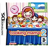 Cooking Mama 2: Dinner With Friends (Nintendo DS)