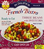 St Dalfour French Bistro 3 Bean Salad with Sweetcorn 175g (Pack of 6)