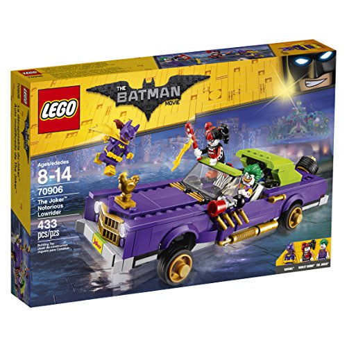 Lego Batman Joker Notorious Lowrider Kit