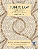 img - for Public Law: Text, Cases, and Materials, 3rd Ed. book / textbook / text book