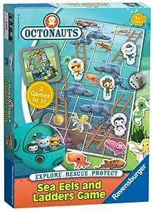 Ravensburger Octonauts, Sea Eels and Ladders Game