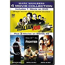 Mark Wahlberg 4-Movie Collection