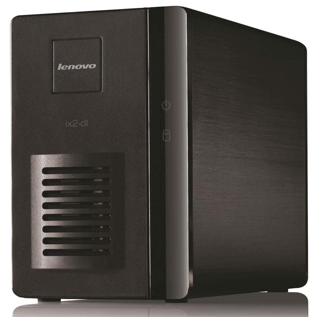 Lenovo 联想 IX2 双盘位 网络存储,$59(可以直邮,到手价格约¥428)