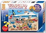 Ravensburger WASGIJ? Plane Crazy - 500 Piece Puzzle