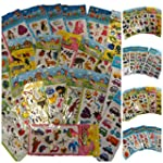 25 x small sheets of kids stickers fo...