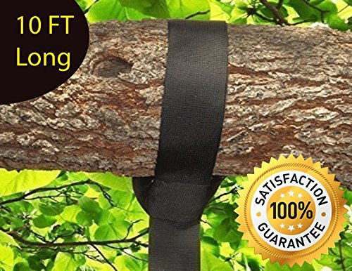 Why Choose Woodtellect Swing Strap Extra Long 10 Feet Single Strap with Carabiner
