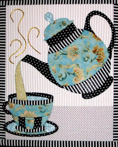 Artsi2 A2LTEASET2 Tea Wall Hanging
