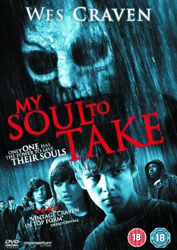 My Soul to Take [DVD]