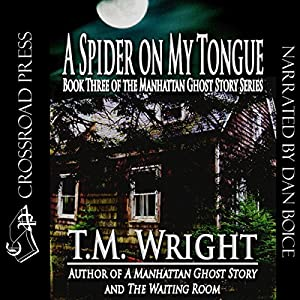 A Spider on My Tongue Audiobook