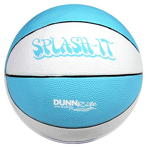 Dunnrite 8 Inch Replacement Pool Water Basketball B120 By Dunnrite Products At Competitive Edge