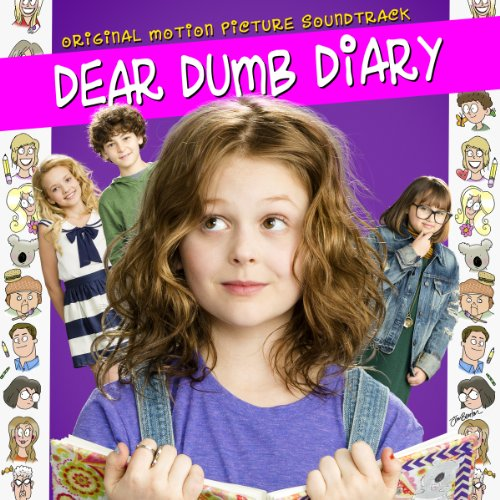 Original album cover of Dear Dumb Diary (Original Motion Picture Soundtrack) by Various Artists