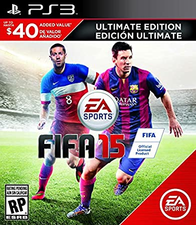 FIFA 15 Ultimate Team Edition - PlayStation 3