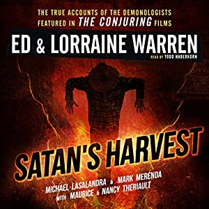 Satan's Harvest Audiobook