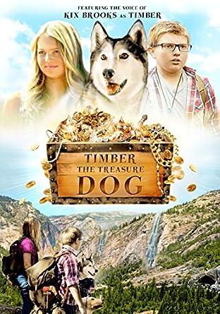 فيلم الكوميديا العائلي Timber the Treasure Dog مترجم