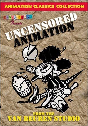 Uncensored Animation from the Van Beuren Studio