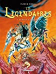 Les L�gendaires, Tome 4 : Le R�veil d...
