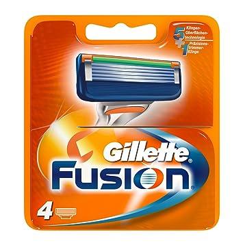 gillette fusionfusion lamesderasoirpourhomme pack. Black Bedroom Furniture Sets. Home Design Ideas