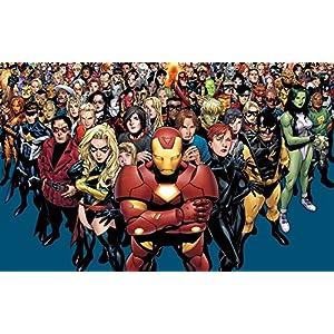 Marvel Superheroes Comics Collection