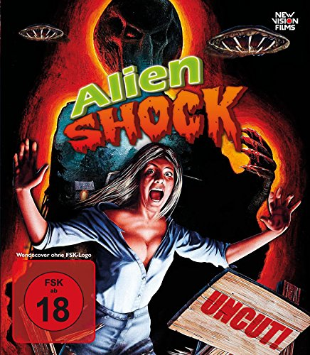 Alien Shock - Uncut [Blu-ray]