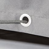 Ultranatura-Gewebe-Schutzhlle-Sylt-fr-Gartenmbel-Wetterschutzhlle-rund-oder-rechteckig-fr-Tischsets-und-Sthle-230-x-165-x-80-cm