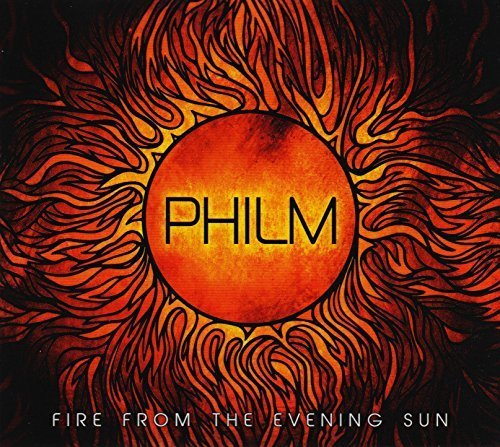 Fire From the Evening Sun by Philm (2014-09-16)