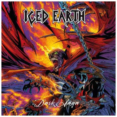 Iced Earth Cd Covers