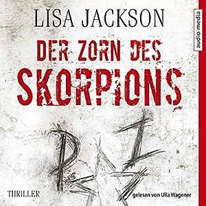 Der Zorn des Skorpions Hörbuch