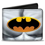Buckle-Down Bifold Wallet Justice League (Color: Justice League, Tamaño: 4.0