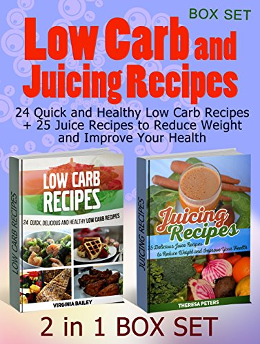 Low Carb Juicing Recipes For Weight Loss