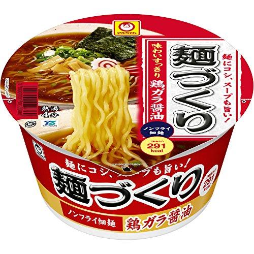 マルちゃん 麺づくり鶏ガラ醤油 97g