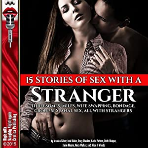 15 Stories of Sex with a Stranger Audiobook