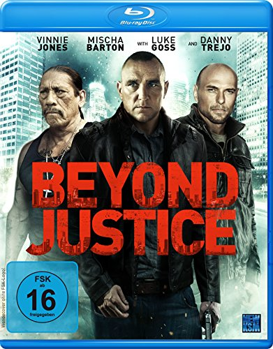 Beyond Justice (Blu-ray)