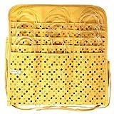 Stitchberry Circular Knitting Needle Organizer, Polka Dot