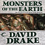 Monsters of the Earth: Books of the Elements, Book 3 | David Drake