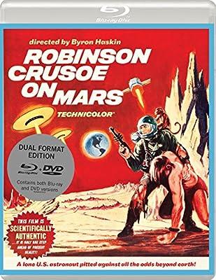 Robinson Crusoe on Mars (1964) Dual Format (Blu-ray/DVD)