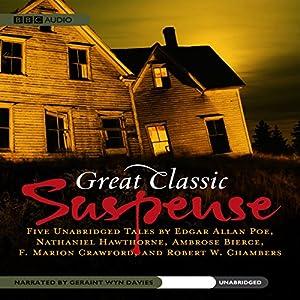 Great Classic Suspense Audiobook