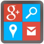 Tabs for Google (G+, Gmail, Maps, Sea...