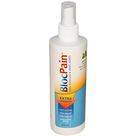 Отзывы BlocPain Spray