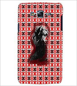 PrintDhaba Ghost D-3494 Back Case Cover for SAMSUNG GALAXY ON 5 (Multi-Coloured)