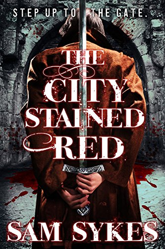 City Stained Red cover