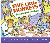 img - for Five Little Monkeys Jumping on the Bed Lap Board Book (A Five Little Monkeys Story) book / textbook / text book