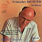 Richter Archives, Vol. 18 Budapest 2/58 (Liszt, Schubert)